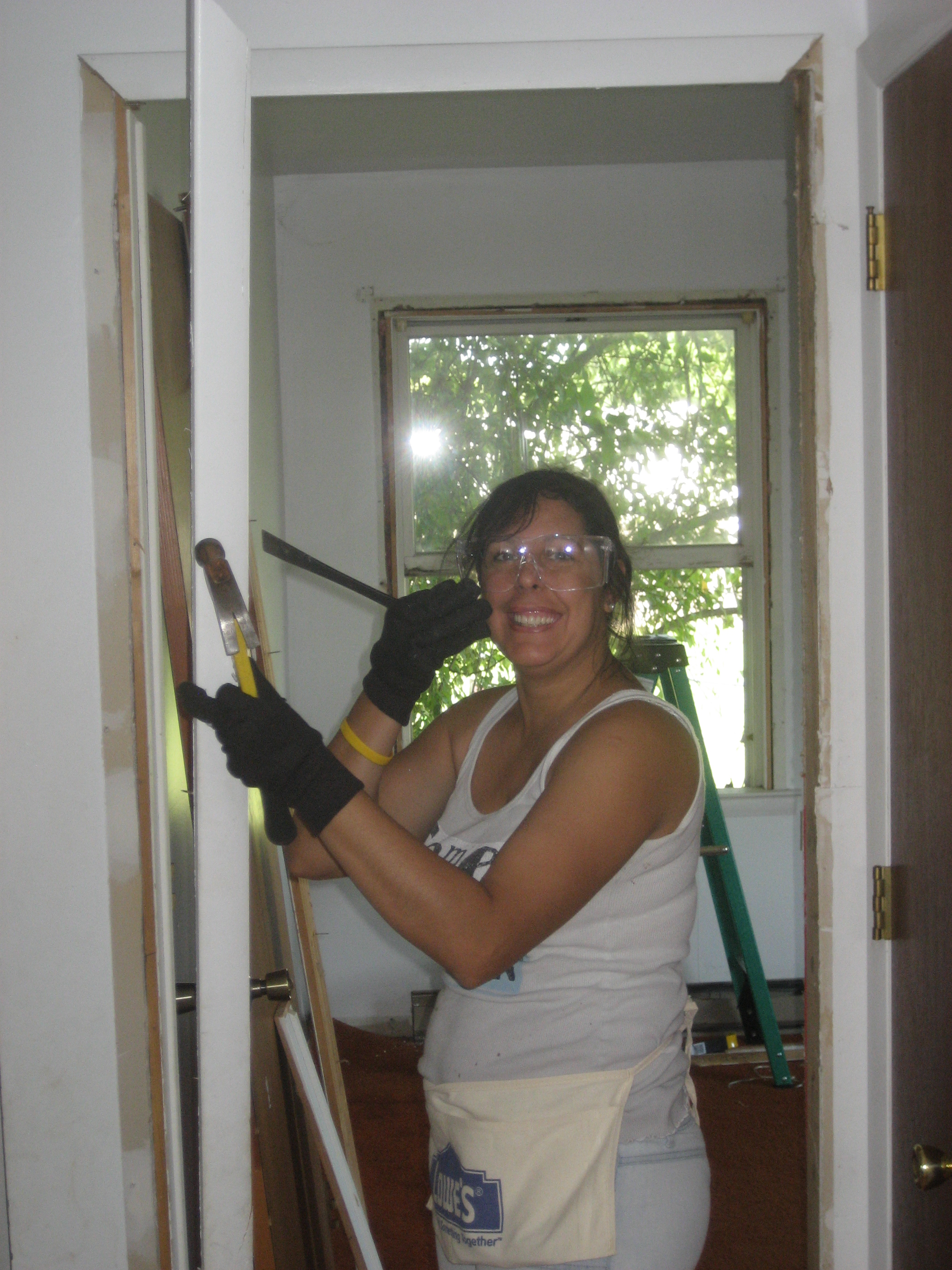 Volunteer with Central Delaware Habitat for Humanity