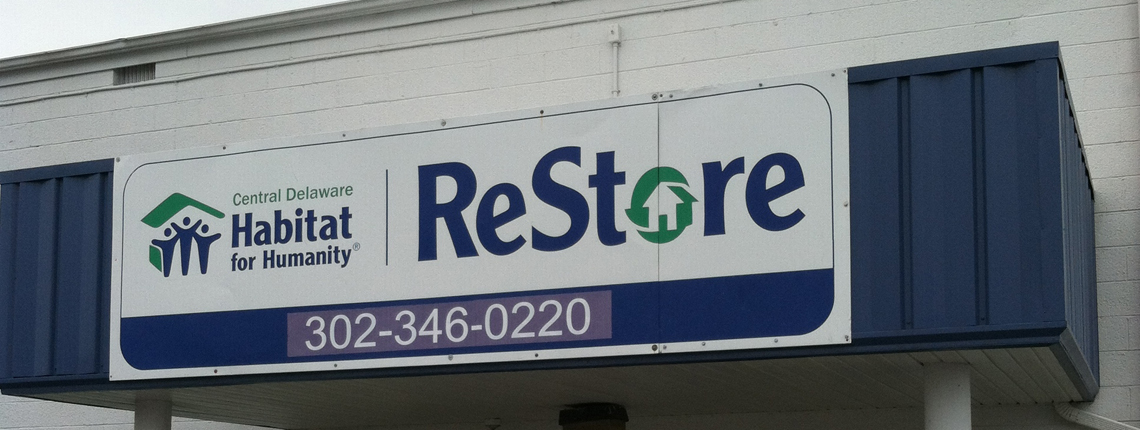 Shop at the ReStore