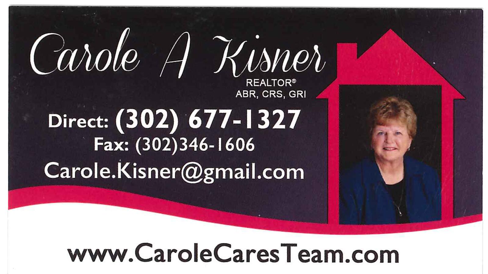 Carole Cares Team